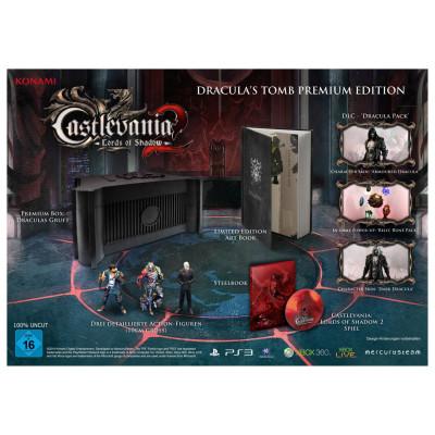 Castlevania: Lords of Shadow 2. Dracula's Tomb Premium Edition [PS3, европейская версия]