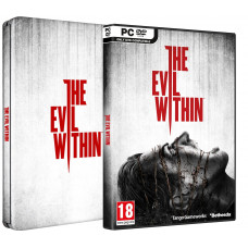 The Evil Within. Steelbook Edition [PS4, PS3, Xbox One, Xbox 360, PC, европейская версия]