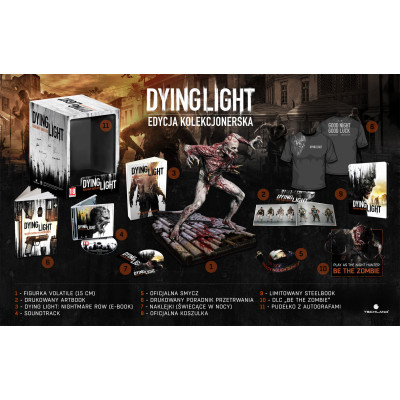 Dying Light. Collector's Edition [PS4, Xbox One, PC, европейская версия]