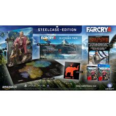 Far Cry 4. Steelcase Edition [PS4, PS3, европейская версия]