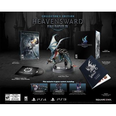 Игра Square Enix Final Fantasy XIV: Heavensward. Collector's Edition [PC,PS4,PS3, европейская версия]