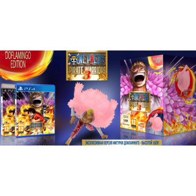 One Piece Pirate Warrior 3. Collector's Edition [PS4, английские субтитры]