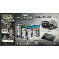 For Honor. Deluxe Edition [PS4, русская версия]