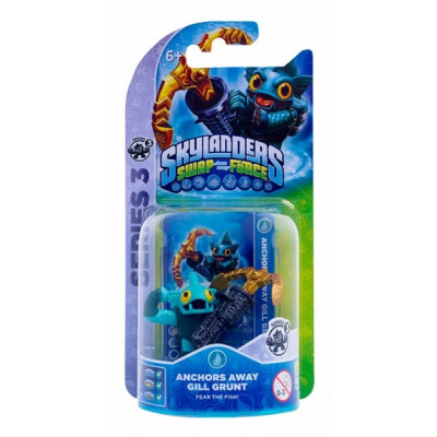 Интерактивная фигурка Skylanders: Swap Force - Anchors Away Gill Grunt [PS4, Xbox One, PS3, Xbox 360, 3DS, Wii, Wii U]