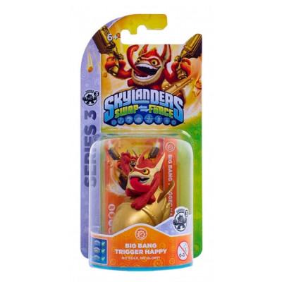 Интерактивная фигурка Skylanders: Swap Force - Big Bang Trigger Happy [PS4, Xbox One, PS3, Xbox 360, 3DS, Wii, Wii U]