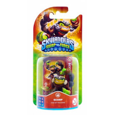 Интерактивная фигурка Skylanders - Swap Force - Scorp [PS4, Xbox One, PS3, Xbox 360, 3DS, Wii]