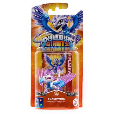 Интерактивная фигурка Skylanders: Giants - Flashwing [PS3, Xbox 360, 3DS, Wii, Wii U]