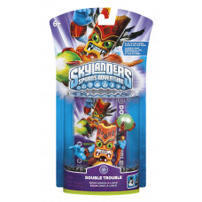 Интерактивная фигурка Skylanders - Spyro's Adventure - Double Trouble [PC, PS3, Xbox 360, 3DS, Wii]