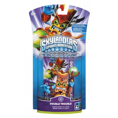 Интерактивная фигурка Skylanders - Spyro's Adventure - Double Trouble [PC, PS3, Xbox 360, 3DS, Wii]
