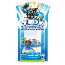 Интерактивная фигурка Skylanders - Spyro's Adventure - Lightning Rod [PC, PS3, Xbox 360, 3DS, Wii]