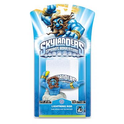 Интерактивная фигурка Skylanders: Spyro's Adventure - Lightning Rod [PC, PS3, Xbox 360, 3DS, Wii]