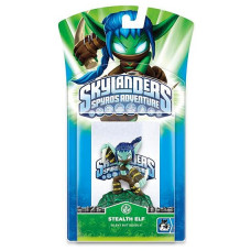 Интерактивная фигурка Skylanders - Spyro's Adventure - Stealth Elf [PC, PS3, Xbox 360, 3DS, Wii]