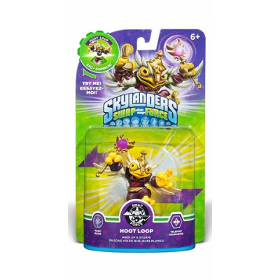 Интерактивная фигурка Skylanders: Swap Force - Hoot Loop (трансформер) [PS4, Xbox One, PS3, Xbox 360, 3DS, Wii, Wii U]
