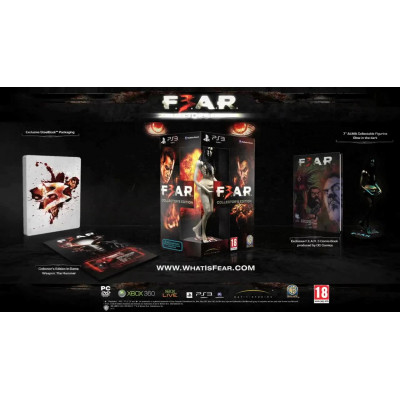 F.E.A.R 3. Collector's Edition [Xbox 360, русские субтитры]