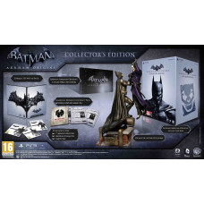 Batman: Arkham Origins. Collector's Edition [PS3,XBOX360, европейская версия]