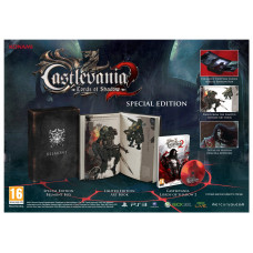 Castlevania: Lords of Shadow 2. Special Edition [PS3, европейская версия]