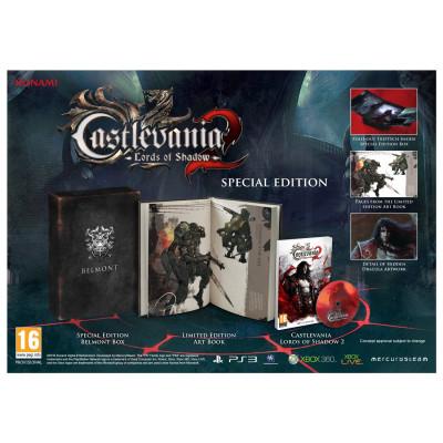 Castlevania: Lords of Shadow 2. Special Edition [PS3, европейская версия]