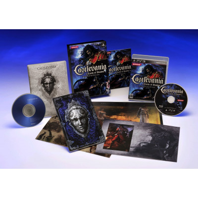 Castlevania: Lords of Shadow. Limited Edition [PS3,XBOX360, японская версия]