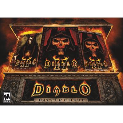 Diablo II. Battle Chest [PC, английская версия]