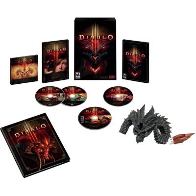 Diablo III. Collector's Edition [PC, европейская версия]