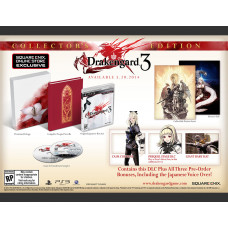 Drakengard 3. Collector's Edition [PS3,XBOX 360, Square Enix Online Store Exclusive]