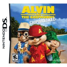 Alvin and The Chipmunks [DS, английская версия]