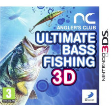 Angler's Club: Ultimate Bass Fishing 3D [3DS, английская версия]