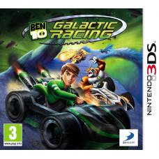 Ben 10: Galactic Racing [3DS, английская версия]
