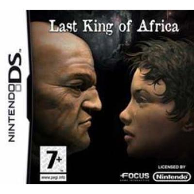 Benoit Sokal: Last King Of Africa [DS, русская документация]
