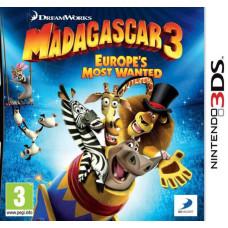 Madagascar 3: The Videogame [3DS, русские субтитры]