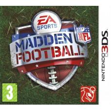 Madden NFL Football [3DS, английская версия]