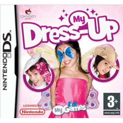 My Dress-Up [DS, английская версия]