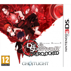 Shin Megami Tensei: Devil Survivor Overclocked [3DS, английская версия]