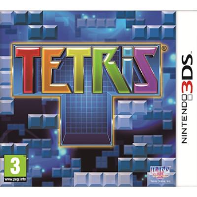 Tetris [3DS, английская версия]