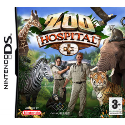 Zoo Hospital [DS, английская версия]