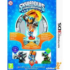 Стартовый набор Skylanders: игровой портал, игра, фигурки: Dark Spyro, Ignitor, Stealth Elf [3DS, английская версия]