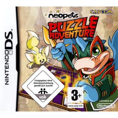 Neopets Puzzle Adventure [DS, английская версия]