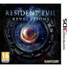 Resident Evil: Revelations [3DS, английская версия]