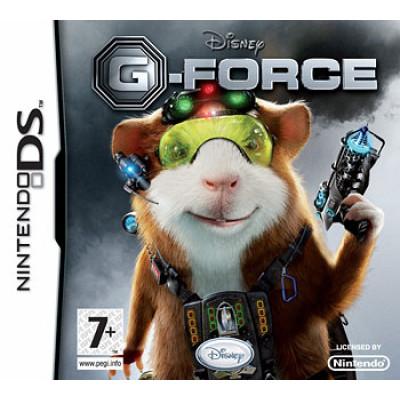 Disney G-Force [DS, английская версия]