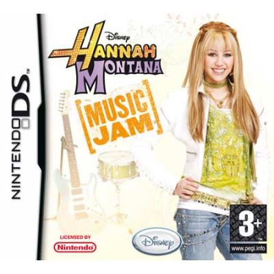 Hannah Montana: Music Jam [DS, английская версия]