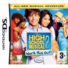High School Musical 2: Work This Out! [DS, английская версия]