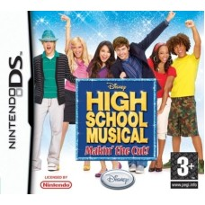 High School Musical: Makin' the Cut! [DS, английская версия]