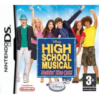 High School Musical: Makin' the Cut! [DS, английская версия]