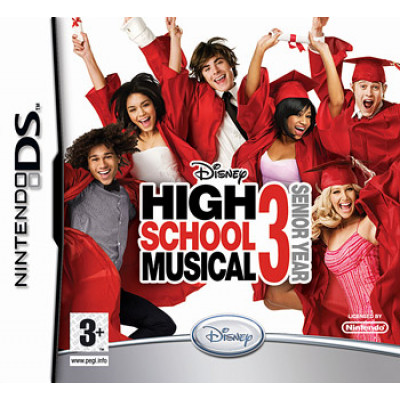 High School Musical 3: Senior Year [DS, английская версия]