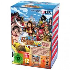 One Piece: Unlimited Cruise SP (в комплекте с фигуркой) [3DS, английская версия]