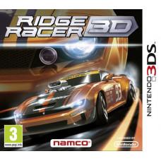 Ridge Racer [3DS, английская версия]