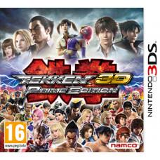 Tekken 3D Prime Edition [3DS, английская версия]