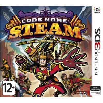 Code Name S.T.E.A.M [3DS, английская версия]