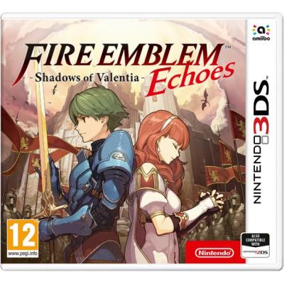 Fire Emblem Echoes: Shadows of Valentia [3DS, английская версия]