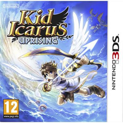 Kid Icarus: Uprising [3DS, английская версия]